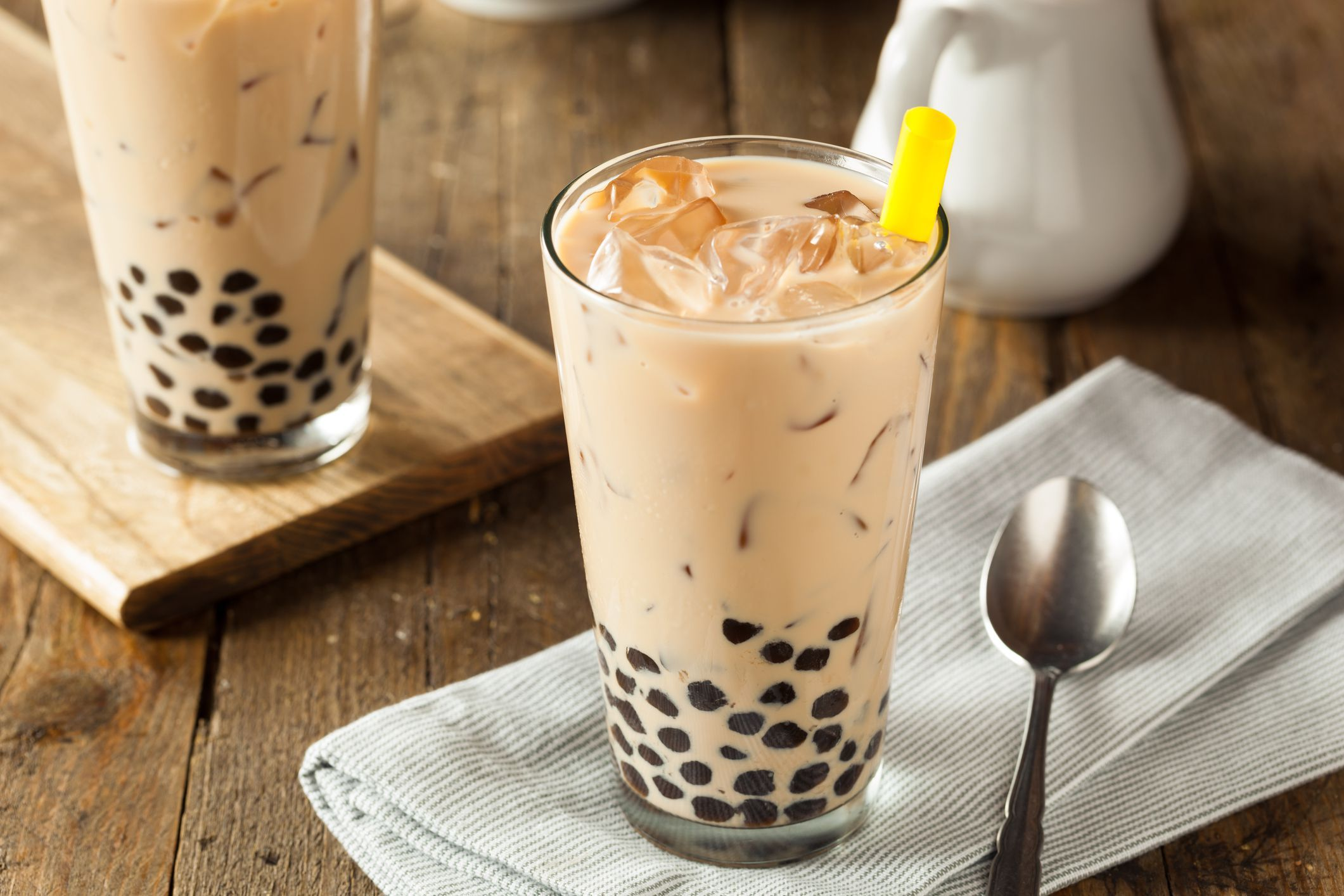 How To Make Creamy Hong Kong Milk Tea In 5 Easy Steps Recipe Bubble Tea Recipe Bubble Tea Tapioca Bubble Tea
