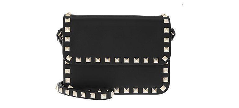1afd2a7e2fd5 Valentino Rockstud Small Crossbody Bag II Black  smallcrossbody ...