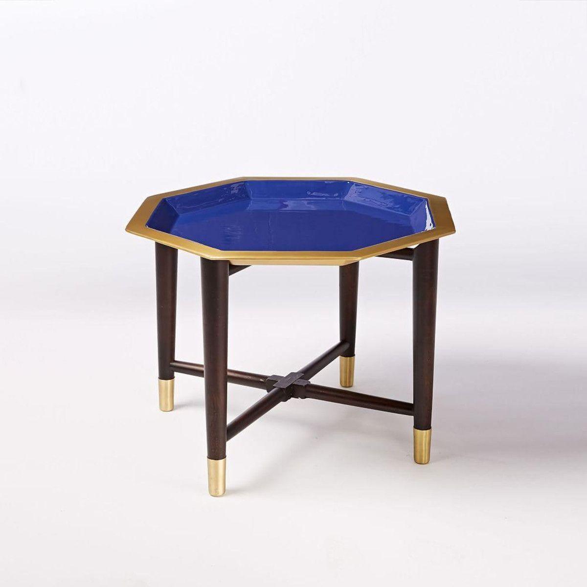 Enamel Trays + Wood Stand | Living Room | Pinterest | Trays, Woods ...