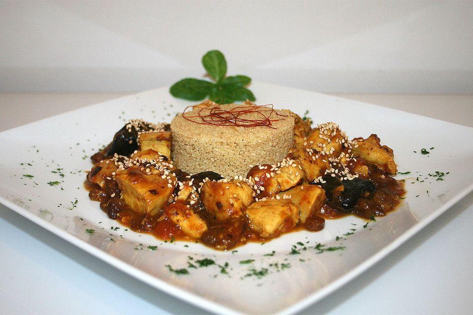 19 Huhn Mit Backpflaumen Honig Und Zimt Von Youdid Chefkoch Great Super Huhn Mit Backpflaumen Backpflaumen Lebensmittel Essen Marokkanische Rezepte