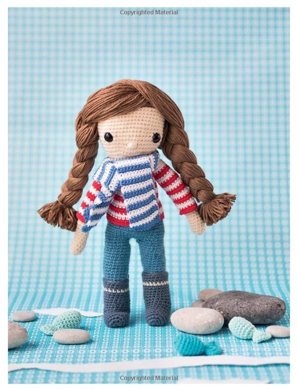 From My Crochet Doll A Fabulous Crochet Doll Pattern With Over 50