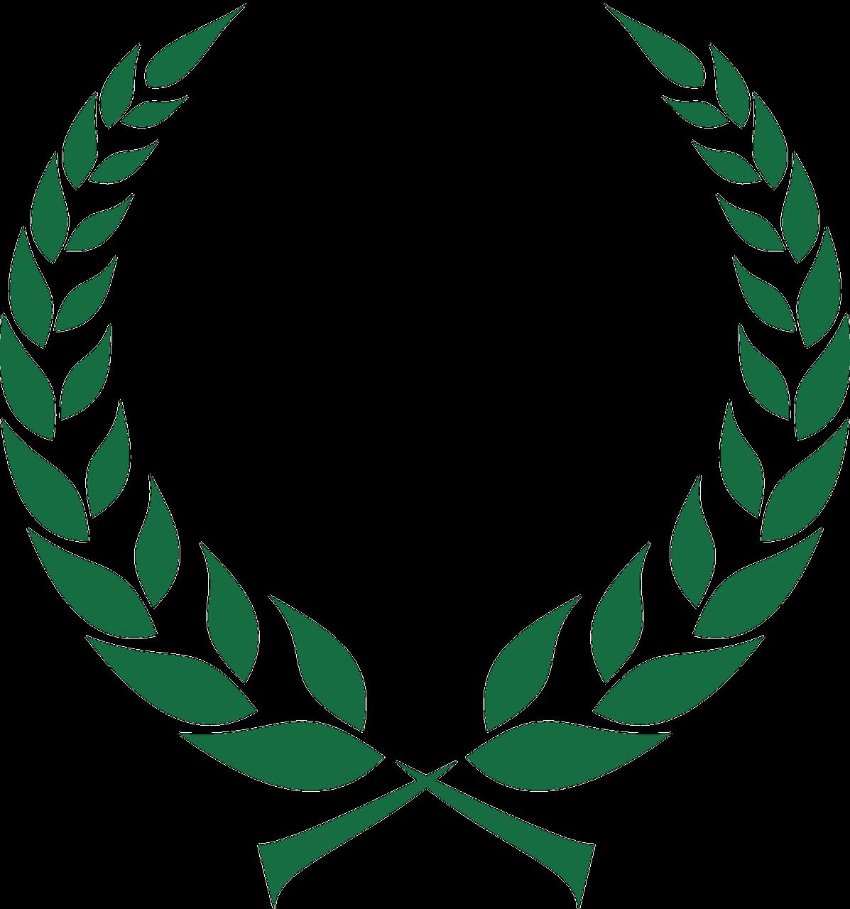 Free Image On Pixabay Olympics Award Caesar Crown Laurel Tattoo Wreath Clip Art Laurel Wreath