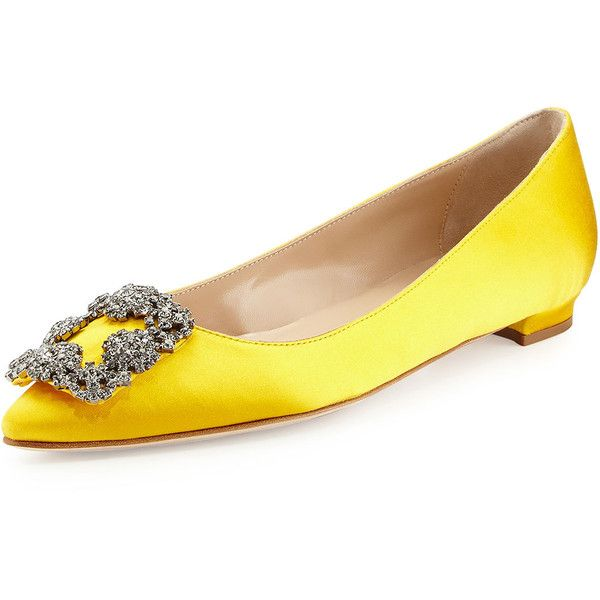 YELLOW AND TREE Women's Falts Shoes Slip-On Pointed Toe Ballet Flats Black Size 7