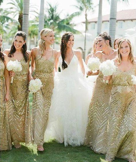 Bridesmaid Dresses   Adrianna Papell   Art Deco Love   Pinterest