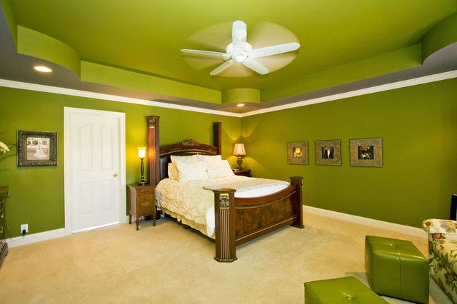 https://www.google.pl/search?q=green eclectic bedroom | interiors in ...
