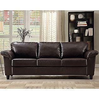 387 19 Furniture Leather Sofa Bed