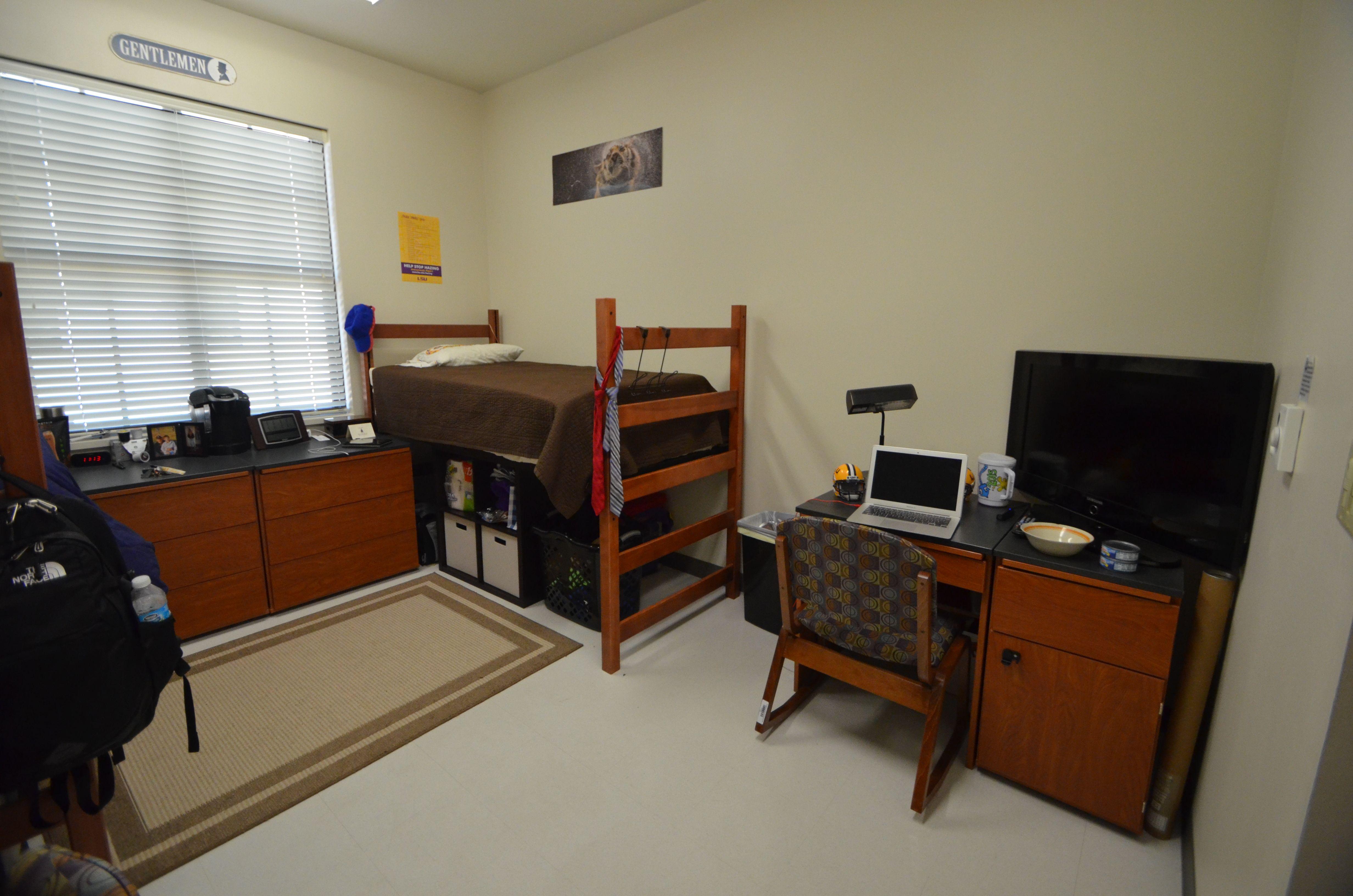Lsu Dorm Room Tv