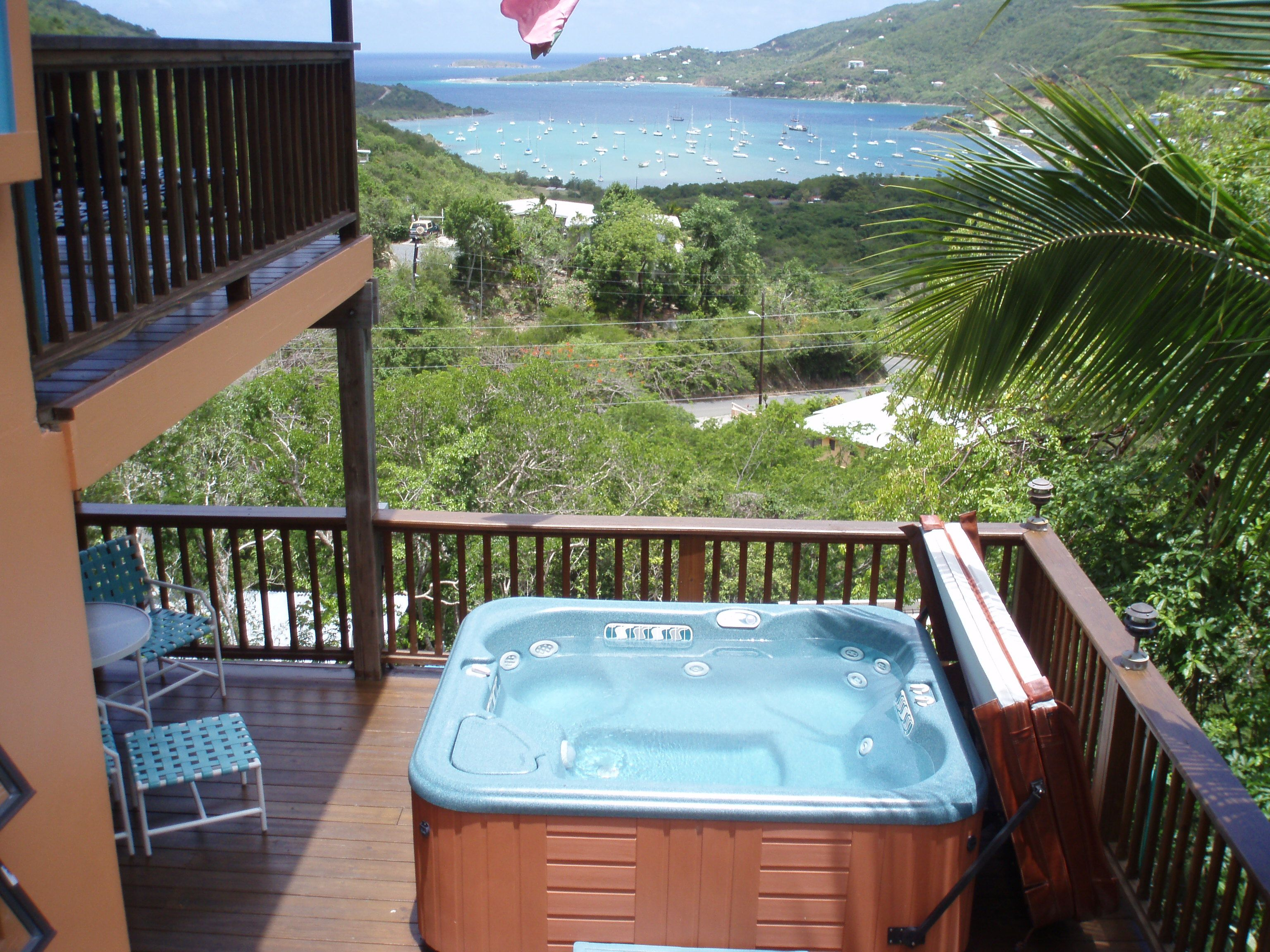 Island Breeze, Where to stay in Coral Bay, St. John, US Virgin ...