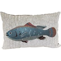 Walmart: Better Homes and Gardens Oblong Fish Decorative Pillow, Multi-Color - $11.97 good customer reviews on it