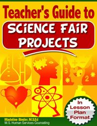 how to make a science project board