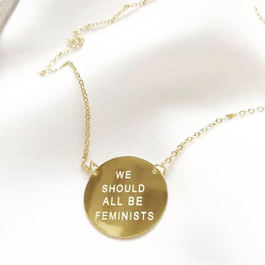 35++ Feminist jewelry for a cause info