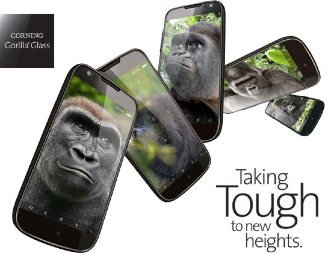 Corning dévoile le Gorilla Glass 5 le verre de protection décran qui devrait équiper liPhone 8