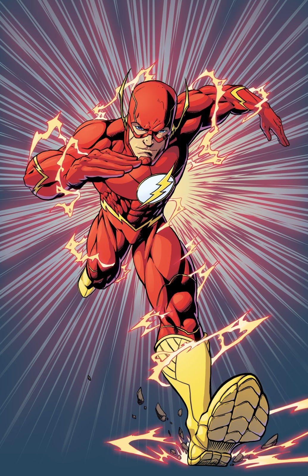 Resultado de imagen de flash comic