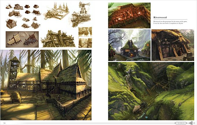 The Art Of Skyrim Concept Art World Skyrim Concept Art Concept Art World Skyrim Art