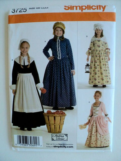 Your Choice Of Costume Patterns Historical Clothing Accessories UNCUT Condition