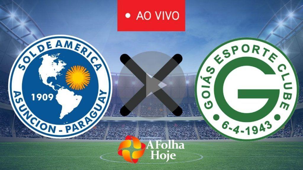 Assistir Goias X Sol De America Ao Vivo Hd Copa Sul Americana