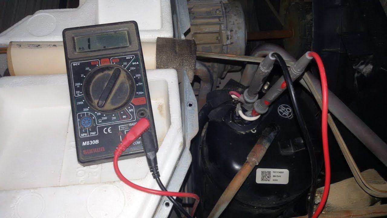 اسباب كمبروسر مكيف ما يشتغلcauses Of Air Conditioning Compesseur Not Wor