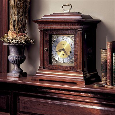 Super Classy Mantle Clock Great Accent For My Living Room