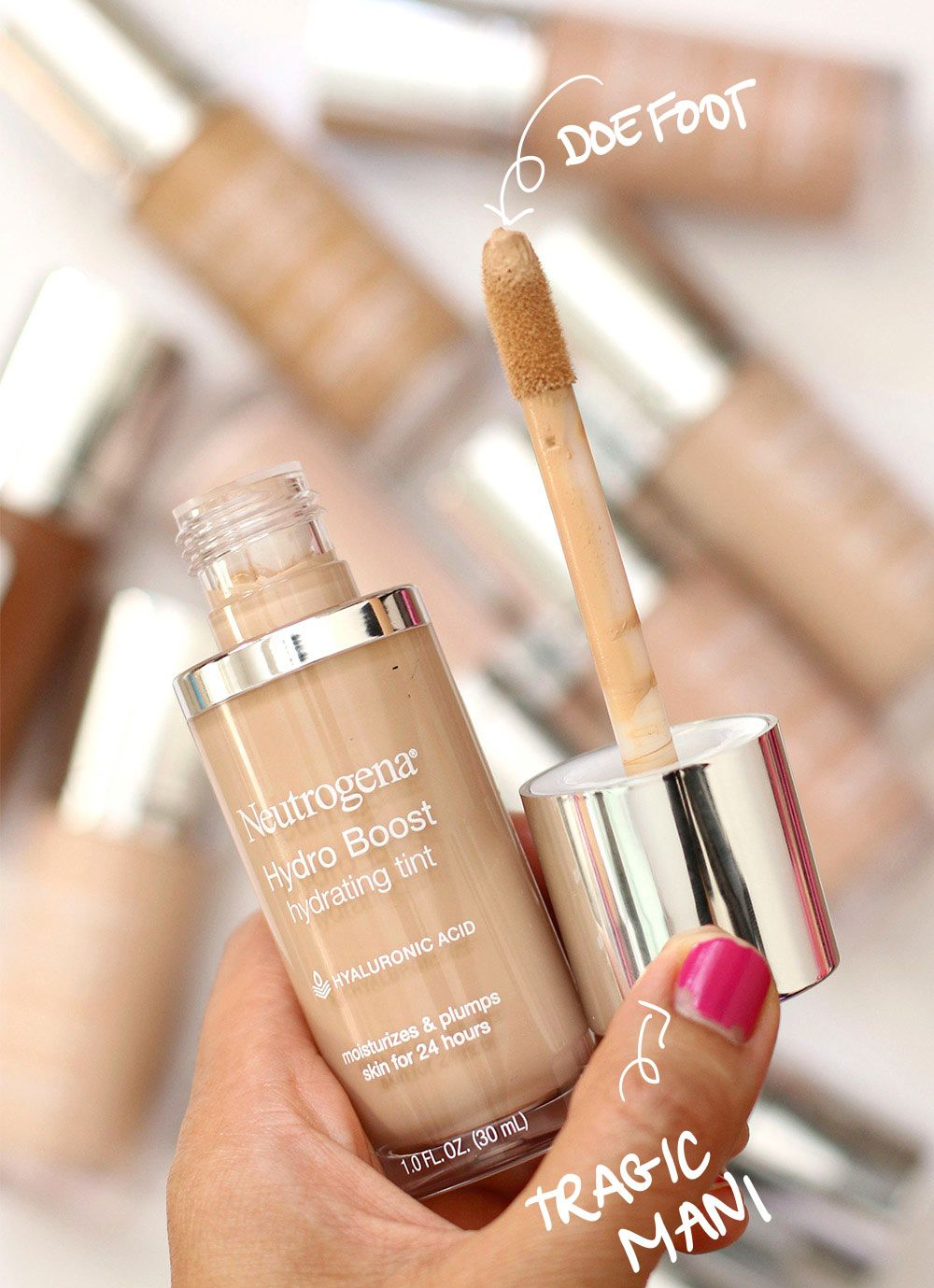 Neutrogena Hydro Boost Hydrating Tint Is a Lovely