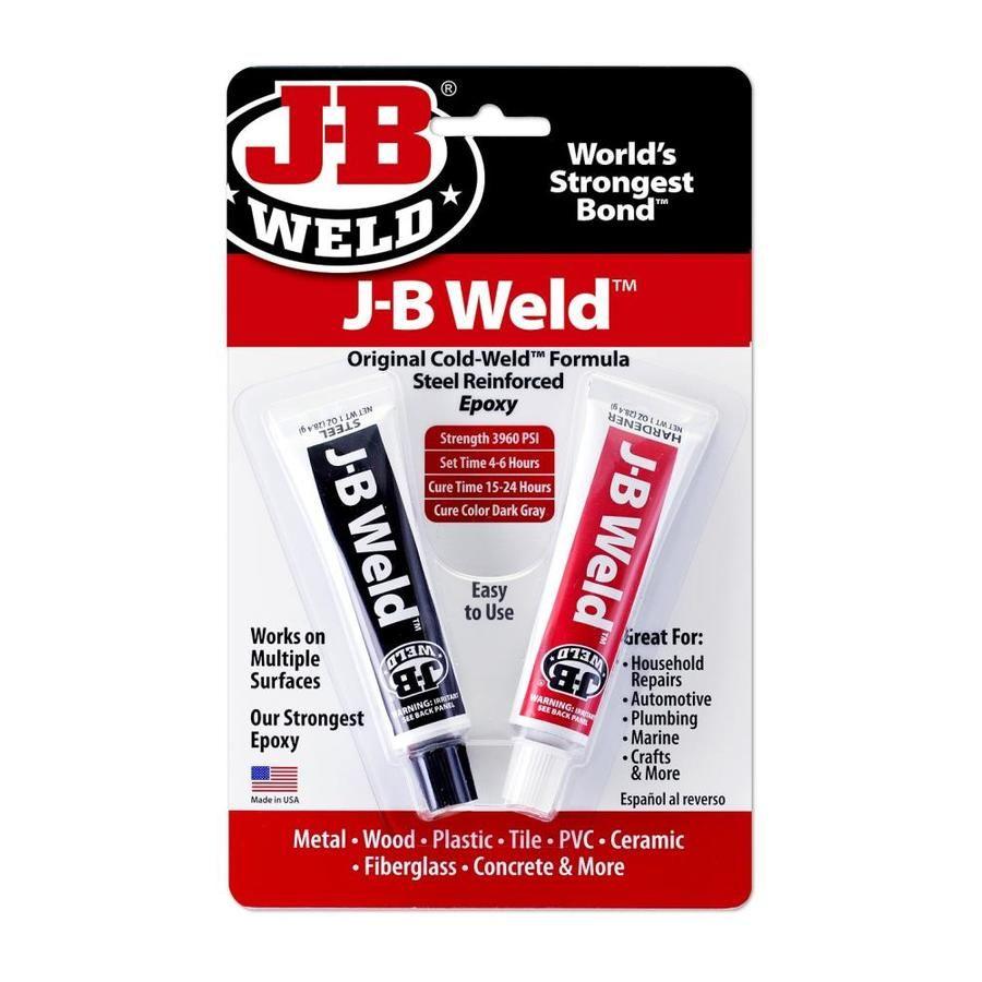 J-B Weld Original Cold Welding Compound Non-Toxic Waterproof