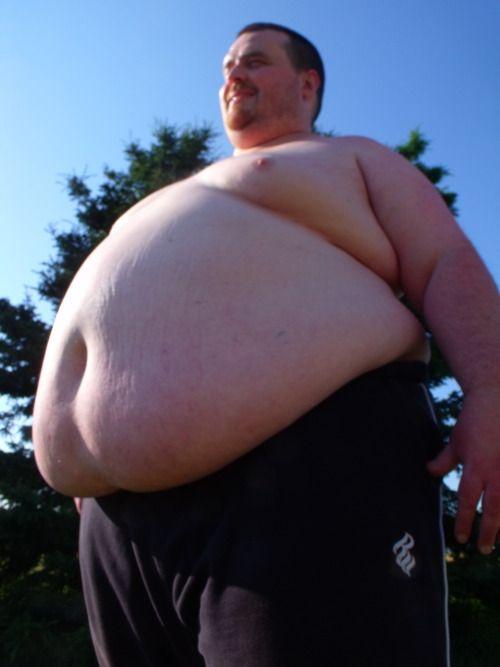 Chubby man video