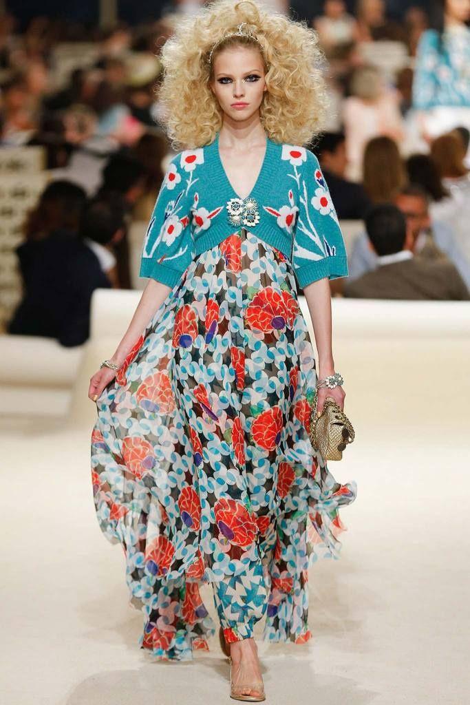 Chanel  Crucero 2015 - Pasarela