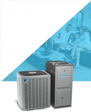 Heater and Air Conditioning Repair & Systems Daikin