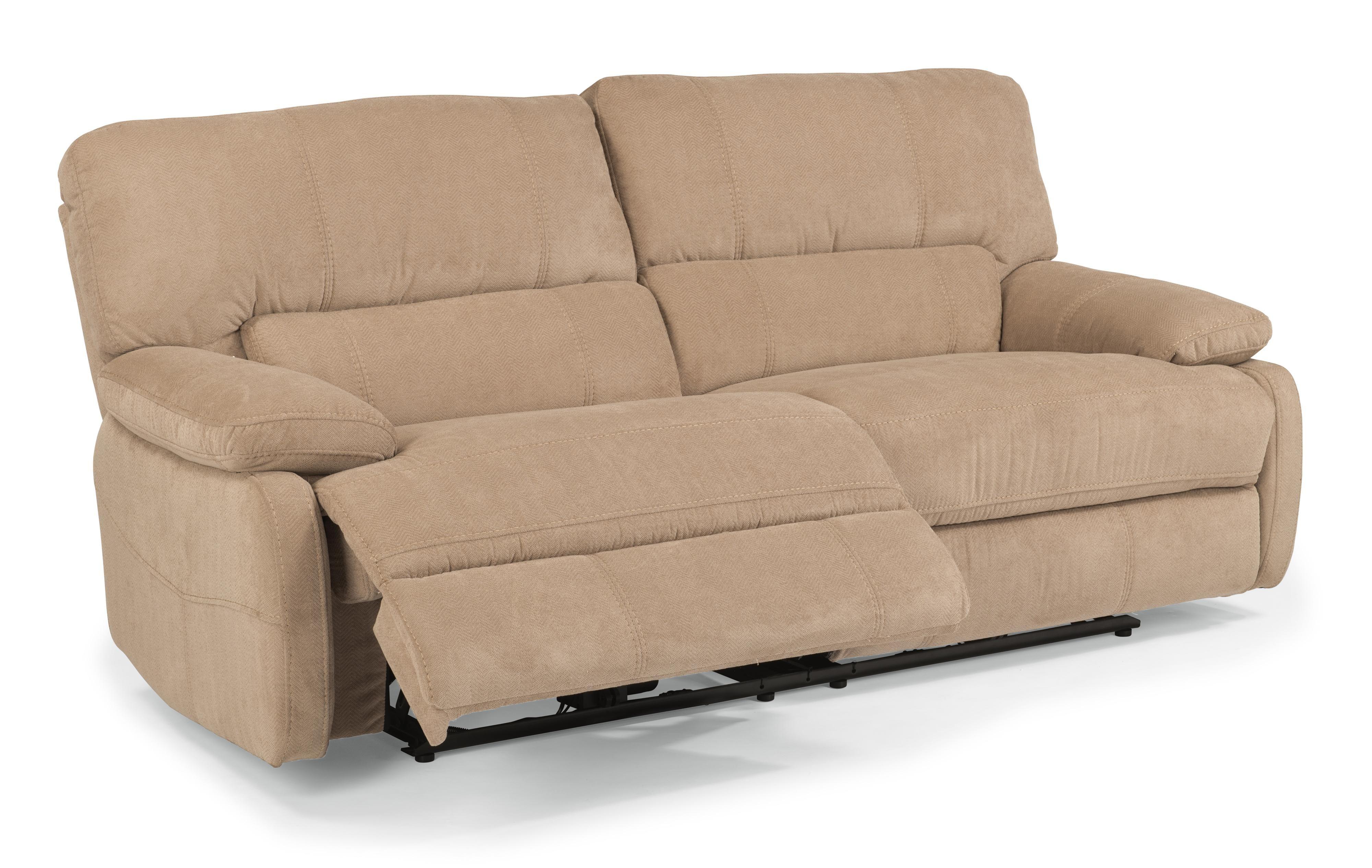 Latitudes Layla Power Reclining Sofa By Flexsteel New