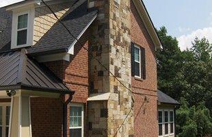 #stone #brick #metalroof #house #GA