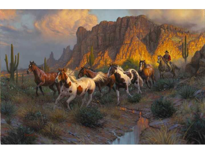 Mark Keathley Legends of the West
