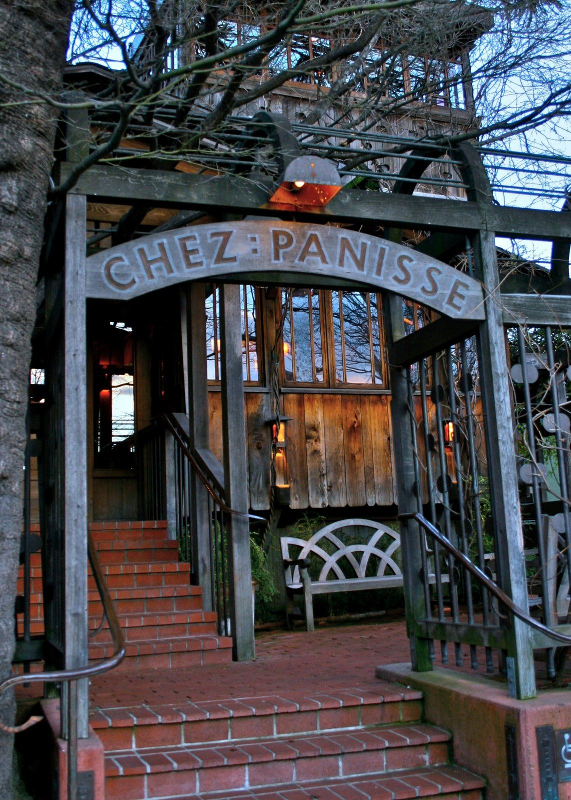 Chez Panisse Berkeley Ca