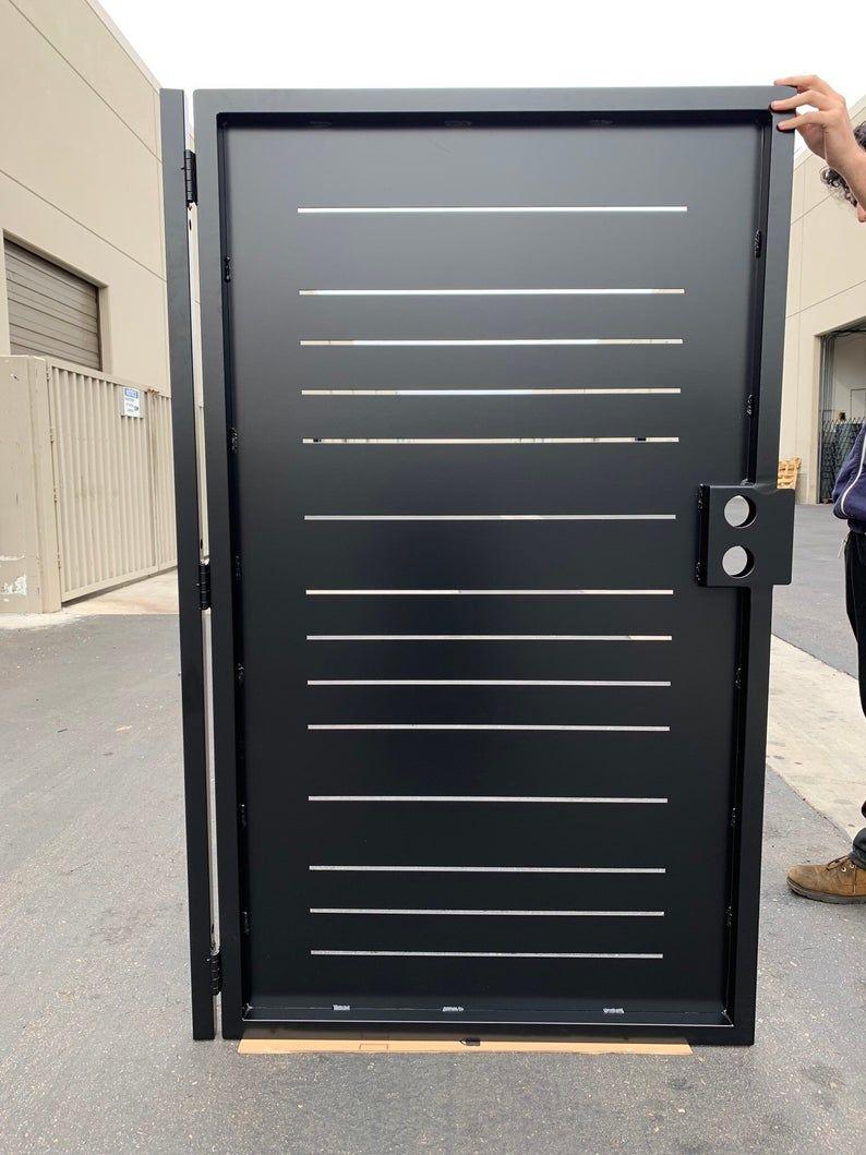 Contemporary modern metal gate,Modern Metal Gate , Custom ...