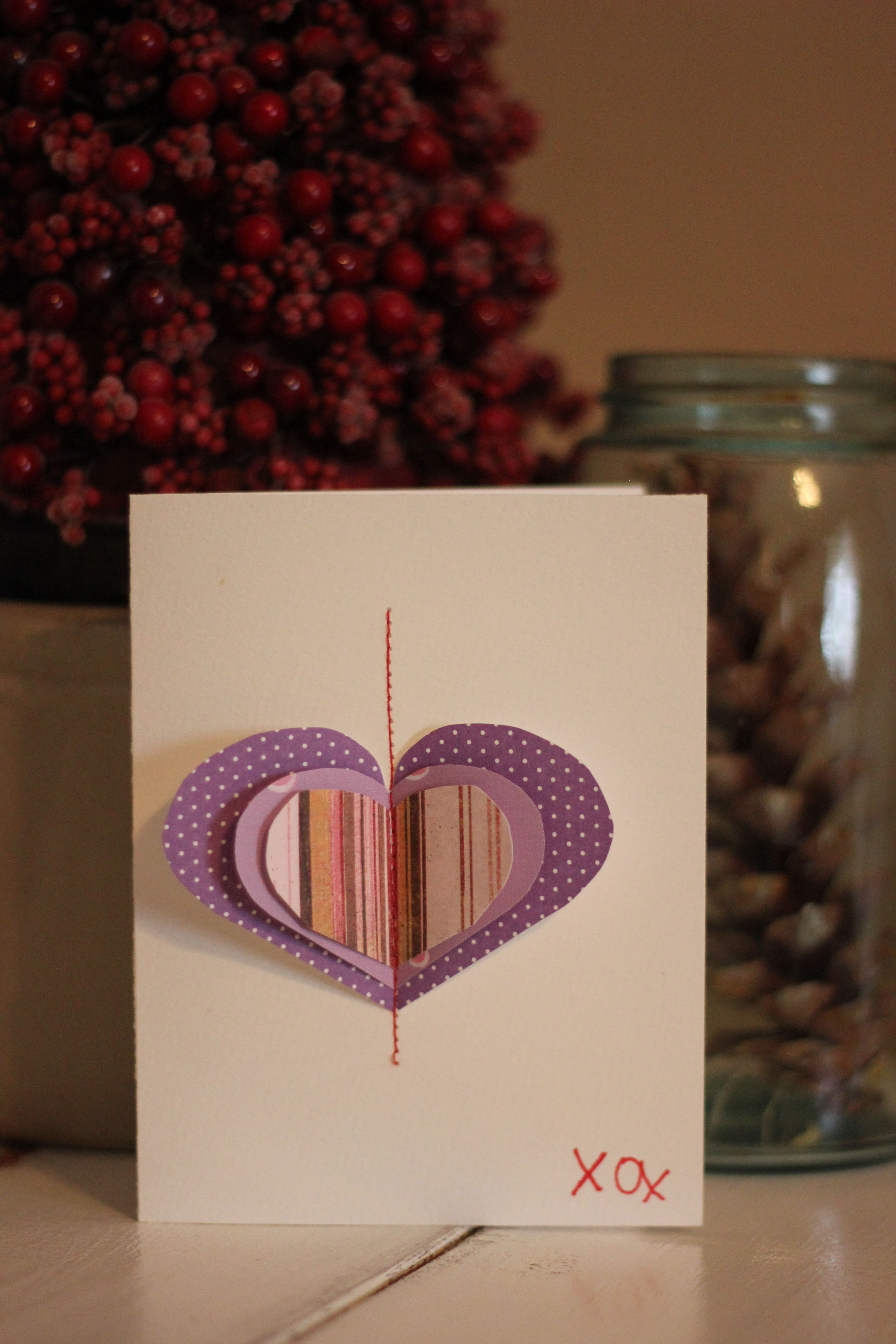 Cute card for kids to make craft projects pinterest valentines