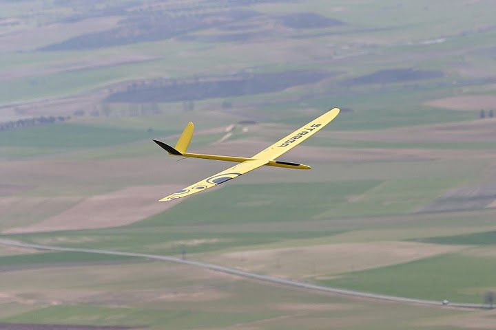 Strega Rc Glider Radio Controlled Aircraft Radio