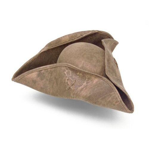 Colonial And Pirate Tri-Corner Hat