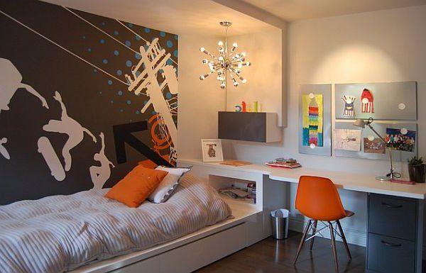 Resultado de imagen para cuartos para adolescentes varones for Habitaciones de varones