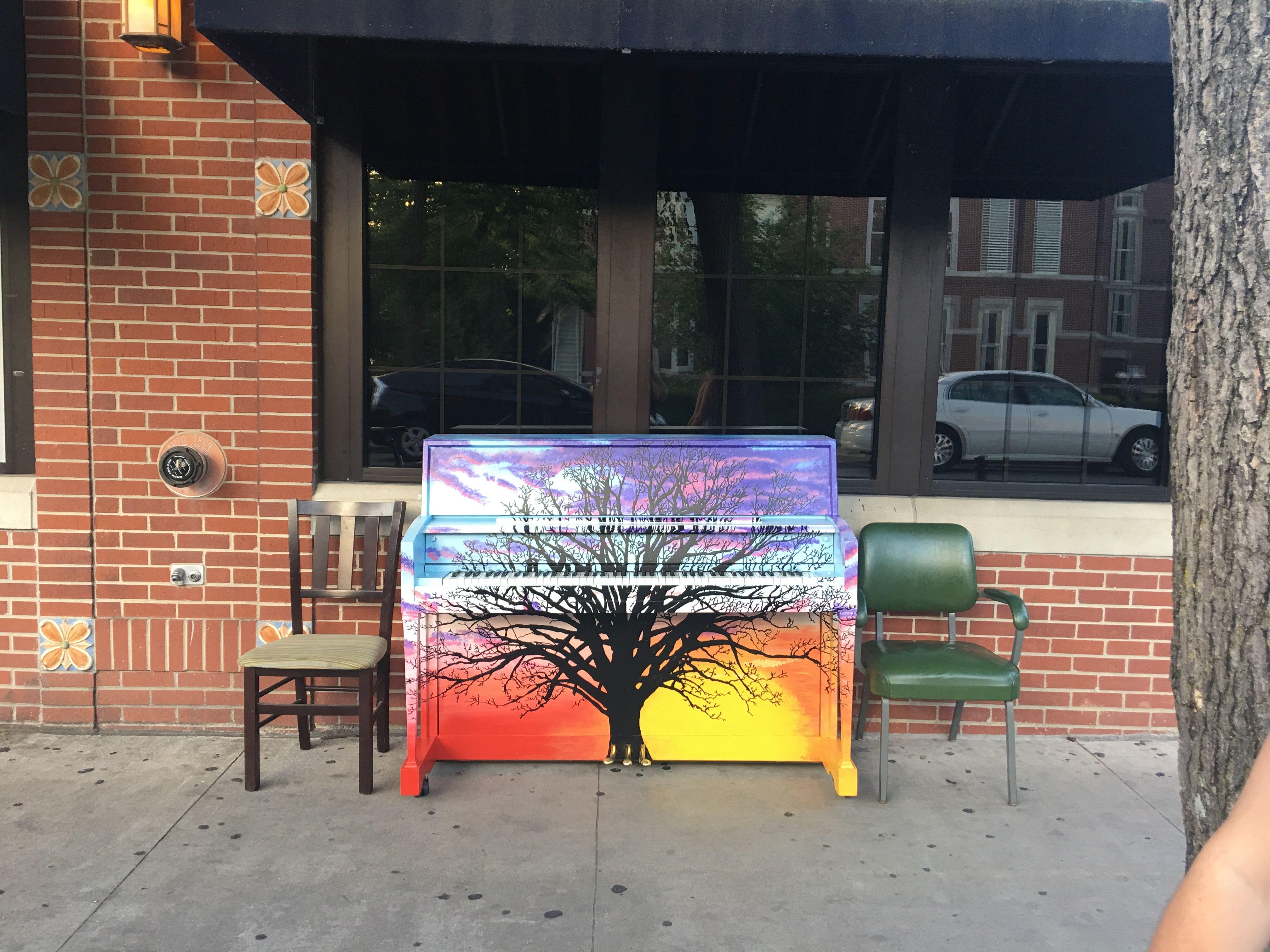 Pin by Rob Behne on Street Piano Big Tree Big tree