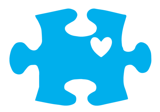 Pin By Eleece Sanders On Its Just Business Autism Puzzle Piece Autism Awareness Puzzle Piece Template