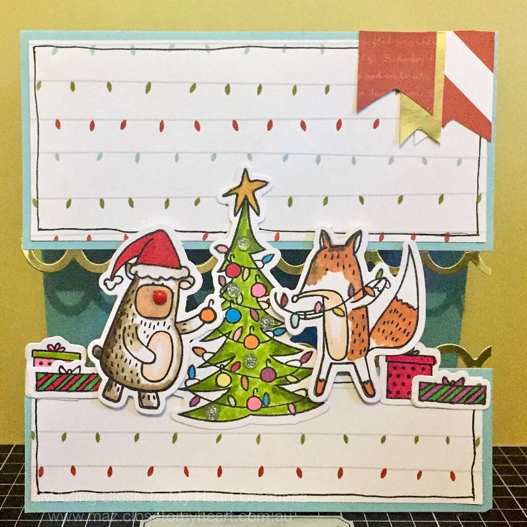 Pin On CTMH Holiday Expressions 2017