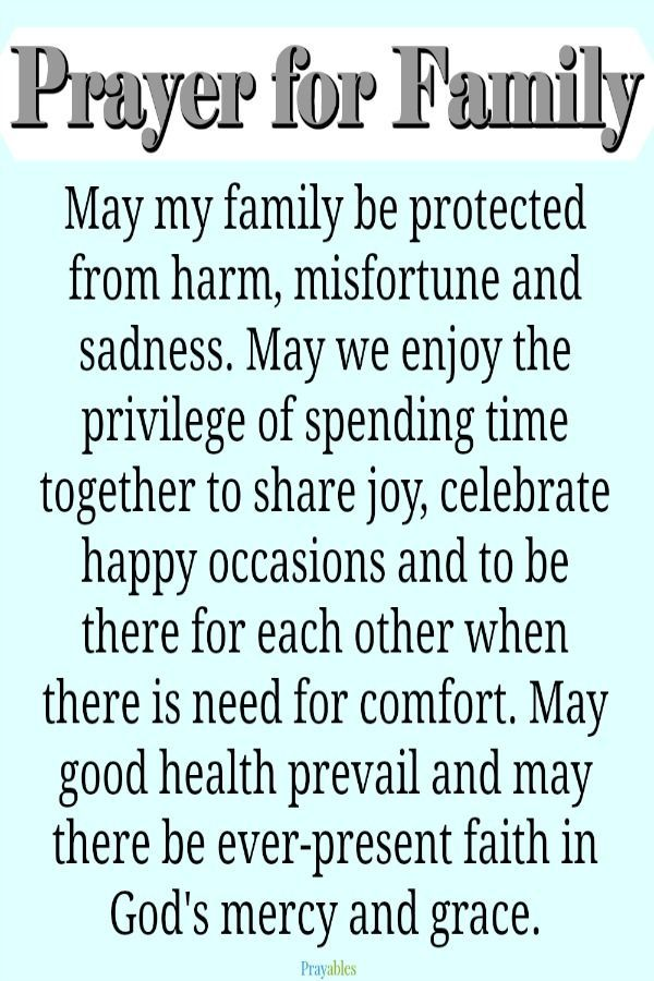 Prayer for healing, strength and protection