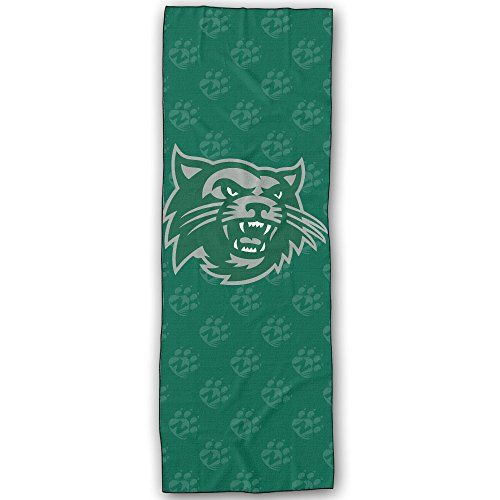 Northwest Missouri State Bearcats Logo Yoga Mat Towel -- To view further for this item, visit the image link. (This is an affiliate link)