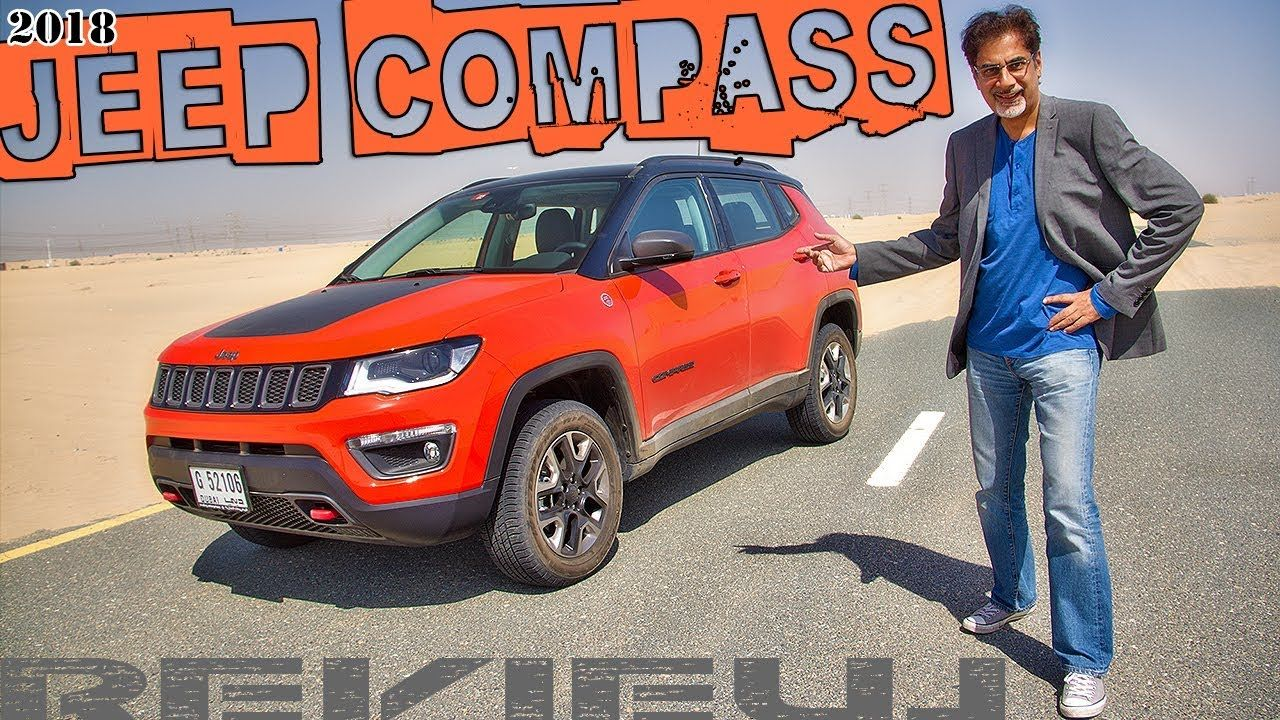 2018 Jeep Compass Review In Between Jeep Gets It Right With