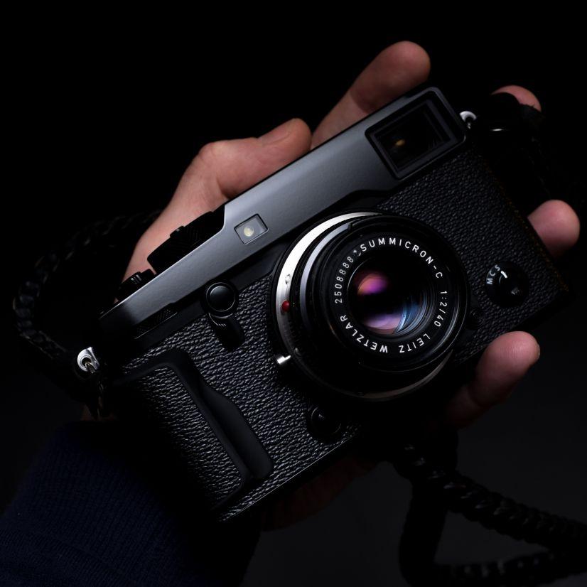 Fujifilm X Pro2 with Leica Summicron 40mm lens    Leica