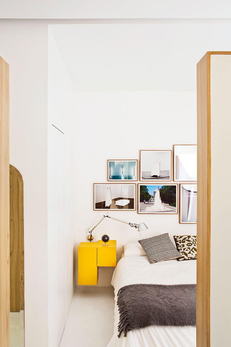 Una Casa De Patxi Eguiluz Y R L 167 En Madrid Inmaculada Piel  # Muebles Eguiluz