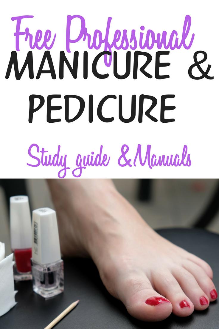free esthetics technical training modules pinterest pedicures rh pinterest com Matching Manicure and Pedicure Home Manicure and Pedicure