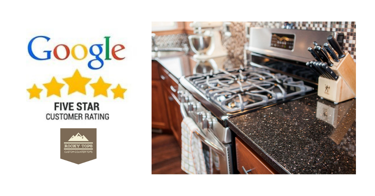 Rocky Tops Values Our Customers We Always Strive To Have 100 Satisfaction With All Of Our Servic Affordable Kitchen Countertops Rocky Top Affordable Granite
