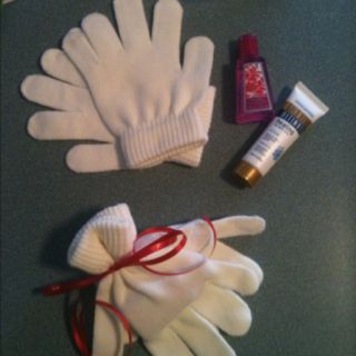 Magic Gloves Travel Hand Sanitizer And Lotion Cute Little Gift