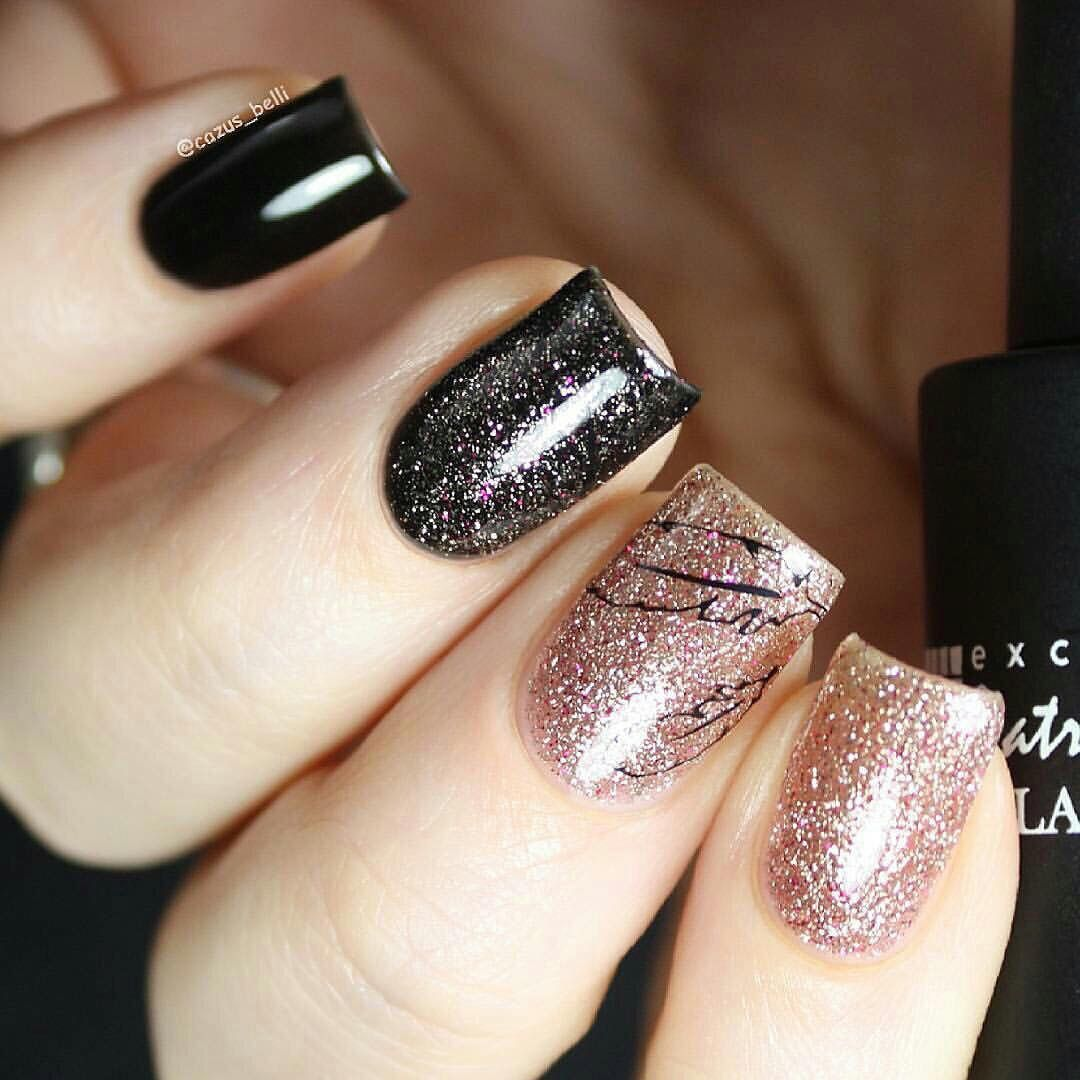 nail art #2797 - best nail art designs gallery | metallic gold