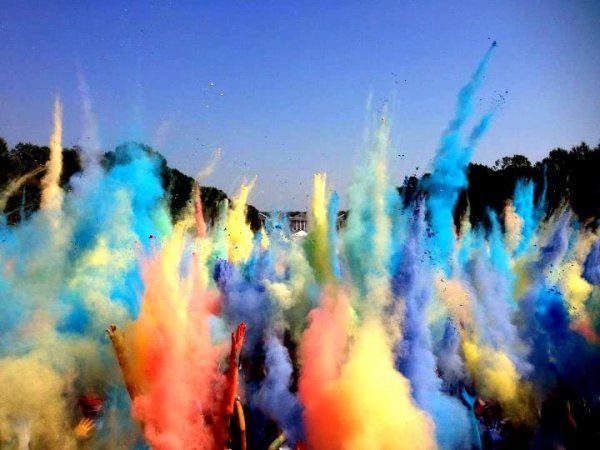 gulal powder source holi colors also diy httpconfusionart