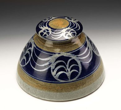 Jar with Lid by Stephen Jepson / American Art